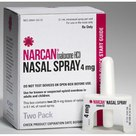 Nasal Narcan Spray