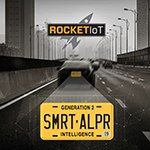 Smart ALPR as a RocketIoT in-car video system add-on, do more with less