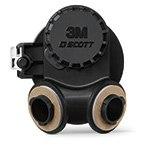 3M™ Scott™ AV-632 Bayonet Adapter