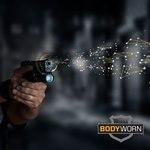 BodyWorn: Body Camera with Gunshot Detection, When Firing or Fired Upon.