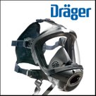 Dräger FPS 7000 Full-Face Mask with Panoramic Visibility