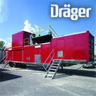 Dräger Mobile Live Fire Training Unit (MLFTU)