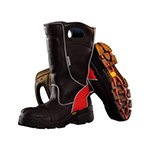 FDXL-100 Red Leather Boot