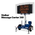 Stalker Message Center