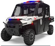 XP 1000 All-Weather Patrol Package