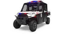 RANGER Crew XP 1000 EPS HVAC Edition All Weather Patrol Package